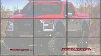 Mickey Thompson Performance Tires & Wheels TV Spot, 'Get Bucks Back' - Thumbnail 1