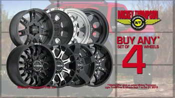 Mickey Thompson Performance Tires & Wheels TV Spot, 'Get Bucks Back' - Thumbnail 3