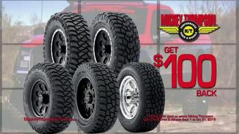 Mickey Thompson Performance Tires & Wheels TV Spot, 'Get Bucks Back' - Thumbnail 5