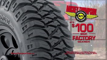Mickey Thompson Performance Tires & Wheels TV Spot, 'Get Bucks Back' - Thumbnail 6
