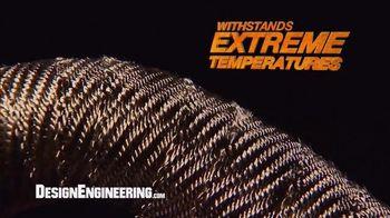 Design Engineering Titanium Exhaust Wrap TV Spot, 'The Original' - Thumbnail 6