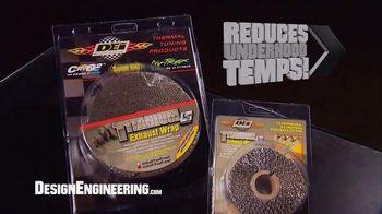 Design Engineering Titanium Exhaust Wrap TV Spot, 'The Original' - Thumbnail 7