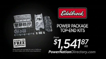 PowerNation Directory TV Spot, 'Spark Plugs, Differential, Wheels and Kits'