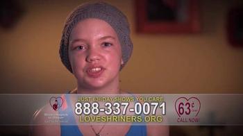 Shriners Hospitals for Children TV Spot, 'Keylee's Story' - Thumbnail 8
