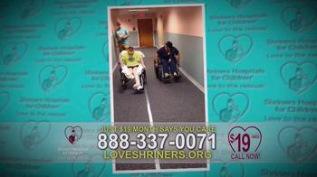 Shriners Hospitals for Children TV Spot, 'Keylee's Story' - Thumbnail 4