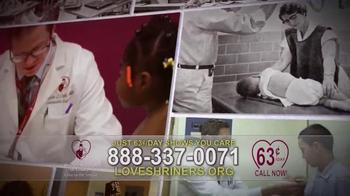 Shriners Hospitals for Children TV Spot, 'Keylee's Story' - Thumbnail 6