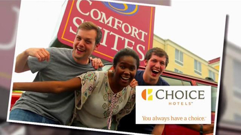 Choice Hotels TV Spot, 'Travel Channel: Comic Book Story' - Thumbnail 7