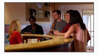 Choice Hotels TV Spot, 'Travel Channel: Comic Book Story' - Thumbnail 4