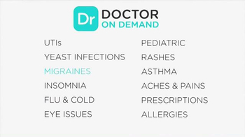 Doctor on Demand TV Spot, 'Immediate Access' - Thumbnail 8