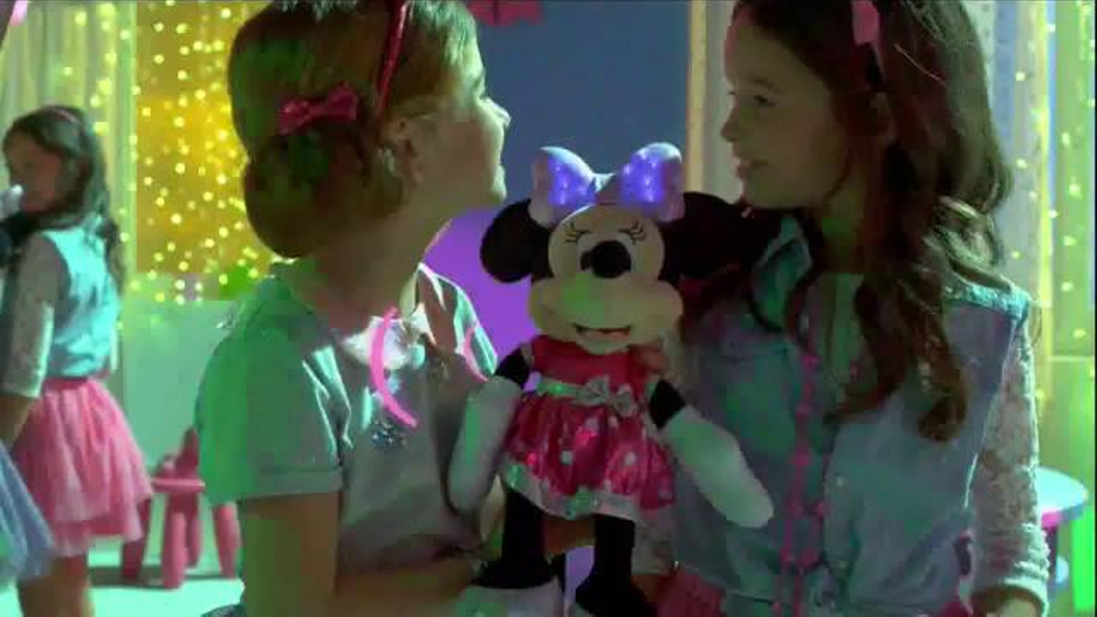 Bows A Glow Minnie Tv Commercial Magic Lights Ispot Tv