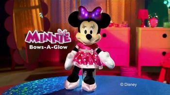 Bows-A-Glow Minnie TV Spot, 'Magic Lights' - Thumbnail 9