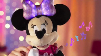 Bows-A-Glow Minnie TV Spot, 'Magic Lights' - Thumbnail 4