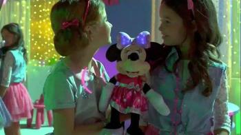 Bows-A-Glow Minnie TV Spot, 'Magic Lights' - Thumbnail 8
