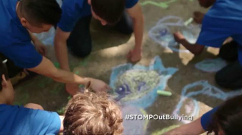Stomp Out Bullying TV Spot, 'Blue Shirt Day: World Bullying Prevention Day'