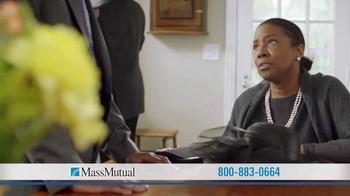 MassMutual Guaranteed Acceptance Life Insurance TV Spot, 'Funeral' - Thumbnail 1