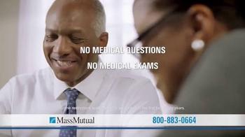 MassMutual Guaranteed Acceptance Life Insurance TV Spot, 'Funeral' - Thumbnail 3