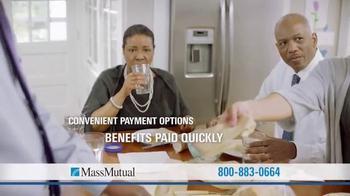 MassMutual Guaranteed Acceptance Life Insurance TV Spot, 'Funeral' - Thumbnail 5
