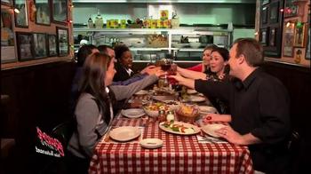 Buca di Beppo TV Spot, 'Feed 4 for $40 at Buca' - Thumbnail 1