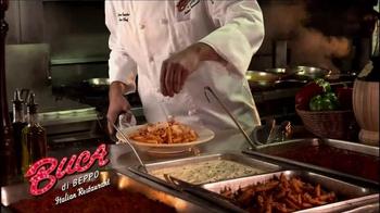 Buca di Beppo TV Spot, 'Feed 4 for $40 at Buca' - Thumbnail 3