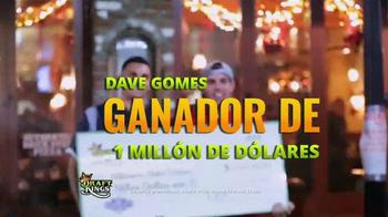 DraftKings Millionaire Maker TV Spot, 'Ambiente del ganador' [Spanish] - Thumbnail 3