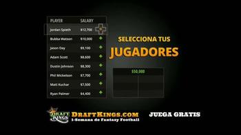 DraftKings Millionaire Maker TV Spot, 'Ambiente del ganador' [Spanish] - Thumbnail 6