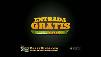 DraftKings Millionaire Maker TV Spot, 'Ambiente del ganador' [Spanish] - Thumbnail 7