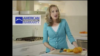 American Residential Warranty TV Spot, 'Home Appliance Repairs'