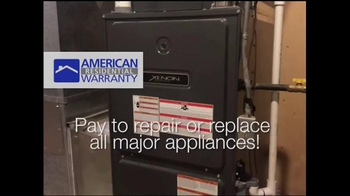 American Residential Warranty TV Spot, 'Home Appliance Repairs' - Thumbnail 3