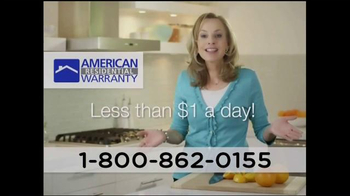 American Residential Warranty TV Spot, 'Home Appliance Repairs' - Thumbnail 4