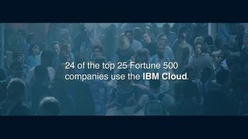 IBM Cloud TV Spot, 'The Cloud That Understands Business' - Thumbnail 8