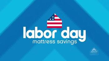 Ashley Furniture Homestore Labor Day Mattress Savings TV Spot, 'Year 2023' - Thumbnail 1
