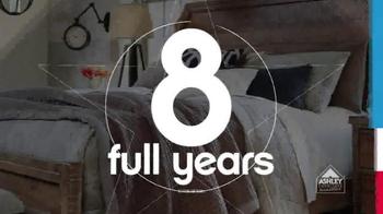 Ashley Furniture Homestore Labor Day Mattress Savings TV Spot, 'Year 2023' - Thumbnail 4