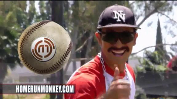 HomeRunMonkey.com TV Spot, 'Hit by Pitch' Featuring Domingo Ayala - Thumbnail 7