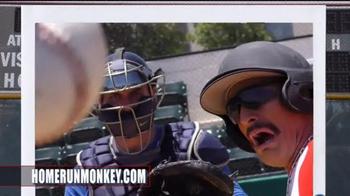 HomeRunMonkey.com TV Spot, 'Hit by Pitch' Featuring Domingo Ayala - Thumbnail 2