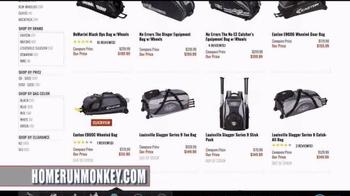 HomeRunMonkey.com TV Spot, 'Hit by Pitch' Featuring Domingo Ayala - Thumbnail 5