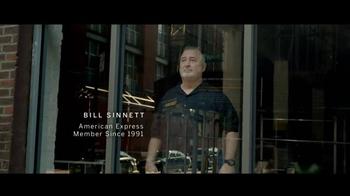 American Express TV Spot, 'The Journey Never Stops for Bill Sinnett' - Thumbnail 5