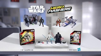 Star Wars Hero Mashers TV Spot, 'Save the Day' - Thumbnail 5