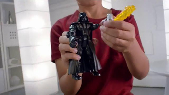 Star Wars Hero Mashers TV Spot, 'Save the Day' - Thumbnail 2