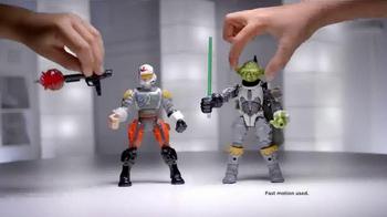 Star Wars Hero Mashers TV Spot, 'Save the Day' - Thumbnail 4