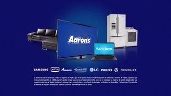 Aaron's El Evento Big Score 2015 TV Spot, 'Colchón volador' [Spanish] - Thumbnail 6