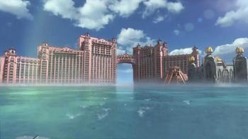 Atlantis Labor Day Sale TV Spot, 'Paradise Island' - Thumbnail 4
