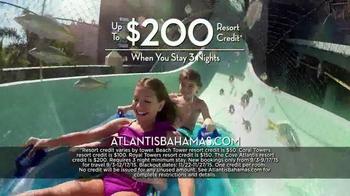 Atlantis Labor Day Sale TV Spot, 'Paradise Island' - Thumbnail 7