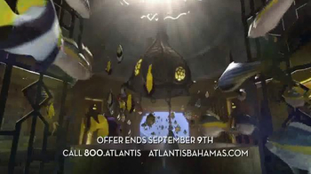 Atlantis Labor Day Sale TV Spot, 'Paradise Island'