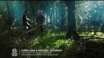 University of South Carolina TV Spot, 'What No Limits Means to Me' - Thumbnail 2
