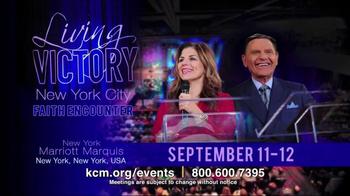 Kenneth Copeland Ministries Living Victory TV Spot, 'Faith Encounter' - Thumbnail 3