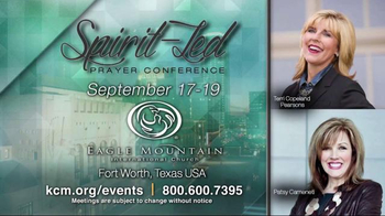 Kenneth Copeland Ministries Living Victory TV Spot, 'Faith Encounter' - Thumbnail 4