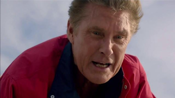 Dodge Labor Day Sales Event TV Spot, 'Baywatch' Featuring David Hasselhoff - 2 commercial airings