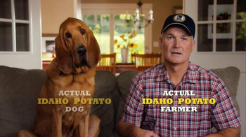 Idaho Potato Commission TV Spot, 'Idaho Potato Truck' Featuring Heather Cox
