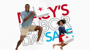 Macy's Labor Day Sale TV Spot, 'Wow Pass' - Thumbnail 1