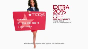 Macy's Labor Day Sale TV Spot, 'Wow Pass' - Thumbnail 3